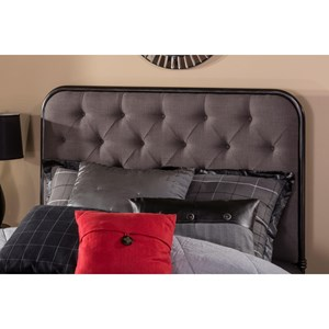 Hillsdale Upholstered Beds Full/Queen Salerno Headboard