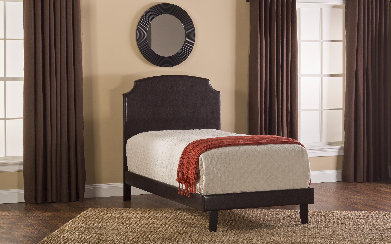 Hillsdale Upholstered Beds Lawler Full Bed - Item Number: 1292BFRL