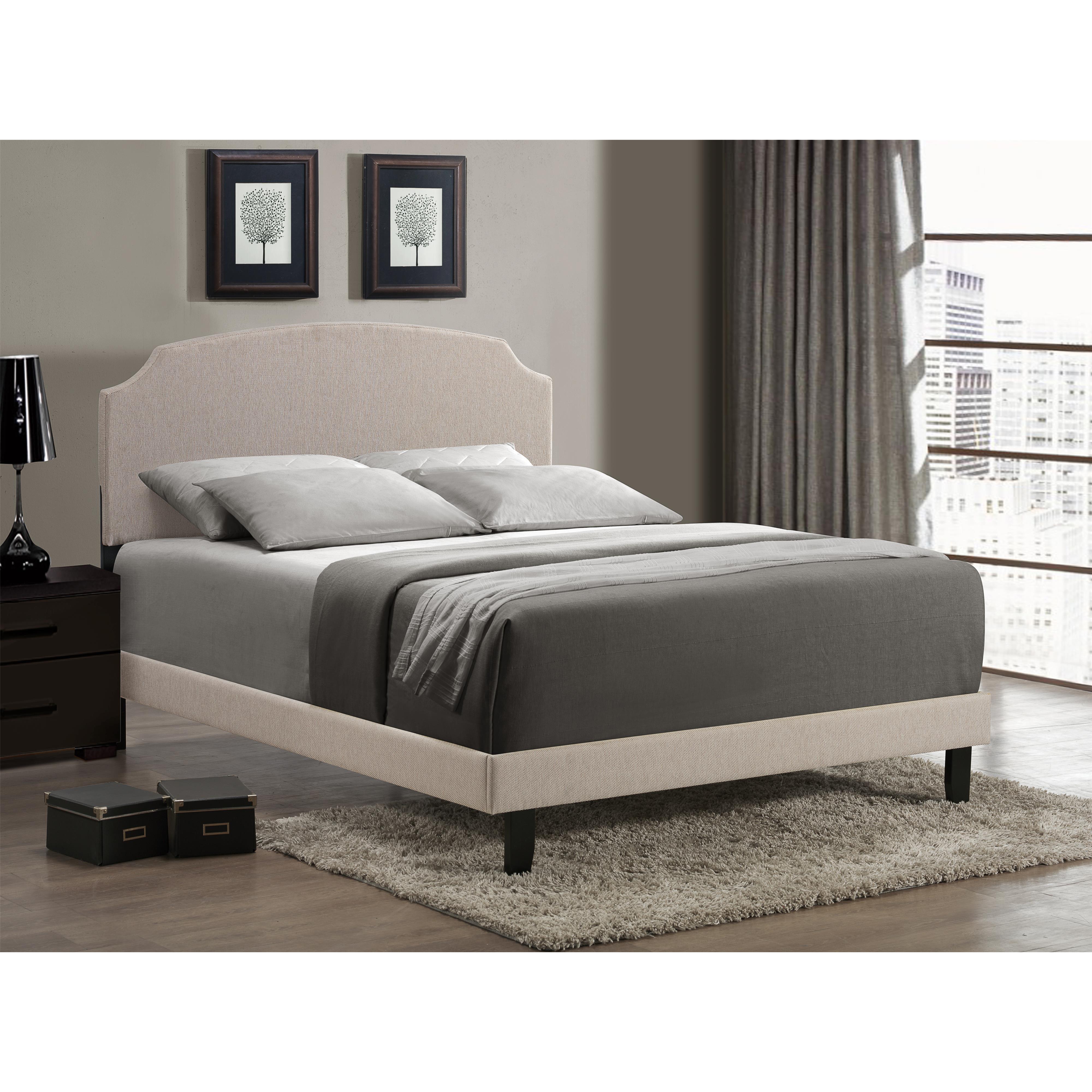 Hillsdale Upholstered Beds Lawler King Bed - Item Number: 1299BKRL