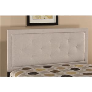 Hillsdale Upholstered Beds Becker Queen Headboard and Rails