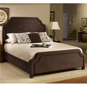 Hillsdale Upholstered Beds King Carlyle Fabric Bed