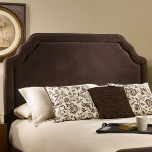 Hillsdale Upholstered Beds Queen Carlyle Fabric Headboard - Item Number: 1554-571