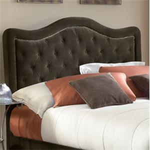 Hillsdale Upholstered Beds Queen Leigh Fabric Headboard