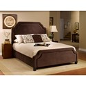 Hillsdale Upholstered Beds Cal King Carlyle Bed Set - Item Number: 1554BCKRC