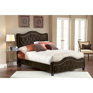 Hillsdale Upholstered Beds Trieste Bed Set