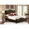 Hillsdale Upholstered Beds Trieste Bed Set - Item Number: 1554BCKRT