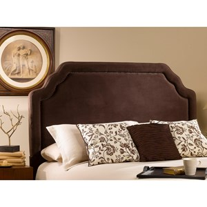 Hillsdale Upholstered Beds King Carlyle Headboard