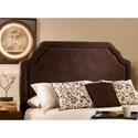 Hillsdale Upholstered Beds King Carlyle Headboard - Item Number: 1554HKRC