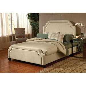 Hillsdale Upholstered Beds Cal King Carlyle Bed Set