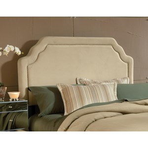 Hillsdale Upholstered Beds Queen Carlyle Headboard