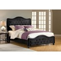 Hillsdale Upholstered Beds Trieste Bed Set - Item Number: 1638BCKRT