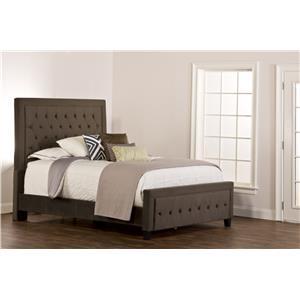 Hillsdale Upholstered Beds Kaylie King/Cal King Bed Set