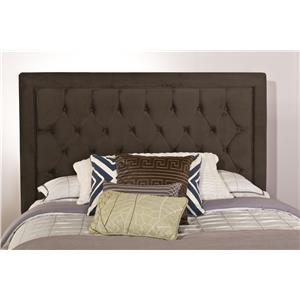 Hillsdale Upholstered Beds Kaylie King Headboard with Rails