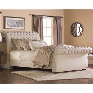 Hillsdale Upholstered Beds Queen Bombay Bed