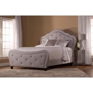 Hillsdale Upholstered Beds Bed Set - King - Rails Included