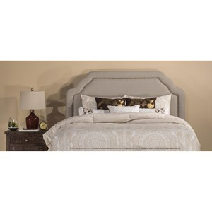 Hillsdale Upholstered Beds Queen Headboard and Rails