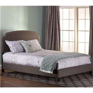 Morris Home Upholstered Beds Queen Lani Upholstered Bed