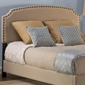Morris Home Furnishings Upholstered Beds Full Lani Headboard - Item Number: 1116-472