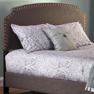 Morris Home Upholstered Beds Queen Lani Headboard