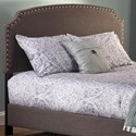 Hillsdale Upholstered Beds Queen Lani Headboard - Item Number: 1116-571