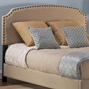 Morris Home Furnishings Upholstered Beds King Lani Headboard - Item Number: 1116-672