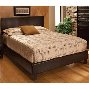 Morris Home Furnishings Upholstered Beds Queen Harbortown Bed