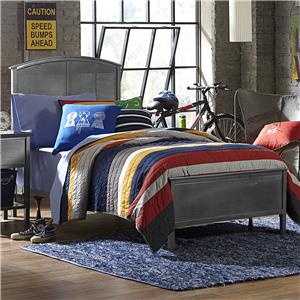 Hillsdale Urban Quarters Panel Bed Set - Twin