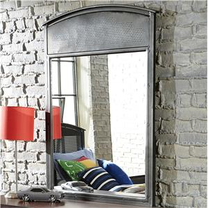 Morris Home Furnishings Urban Quarters Mirror