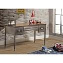 Morris Home Furnishings Urban Quarters Metallic Urban Quarters Desk