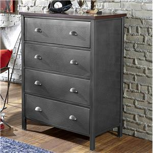 Morris Home Furnishings Urban Quarters Chest
