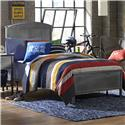 Morris Home Furnishings Urban Quarters Panel Bed Set - Item Number: 1265BFRP