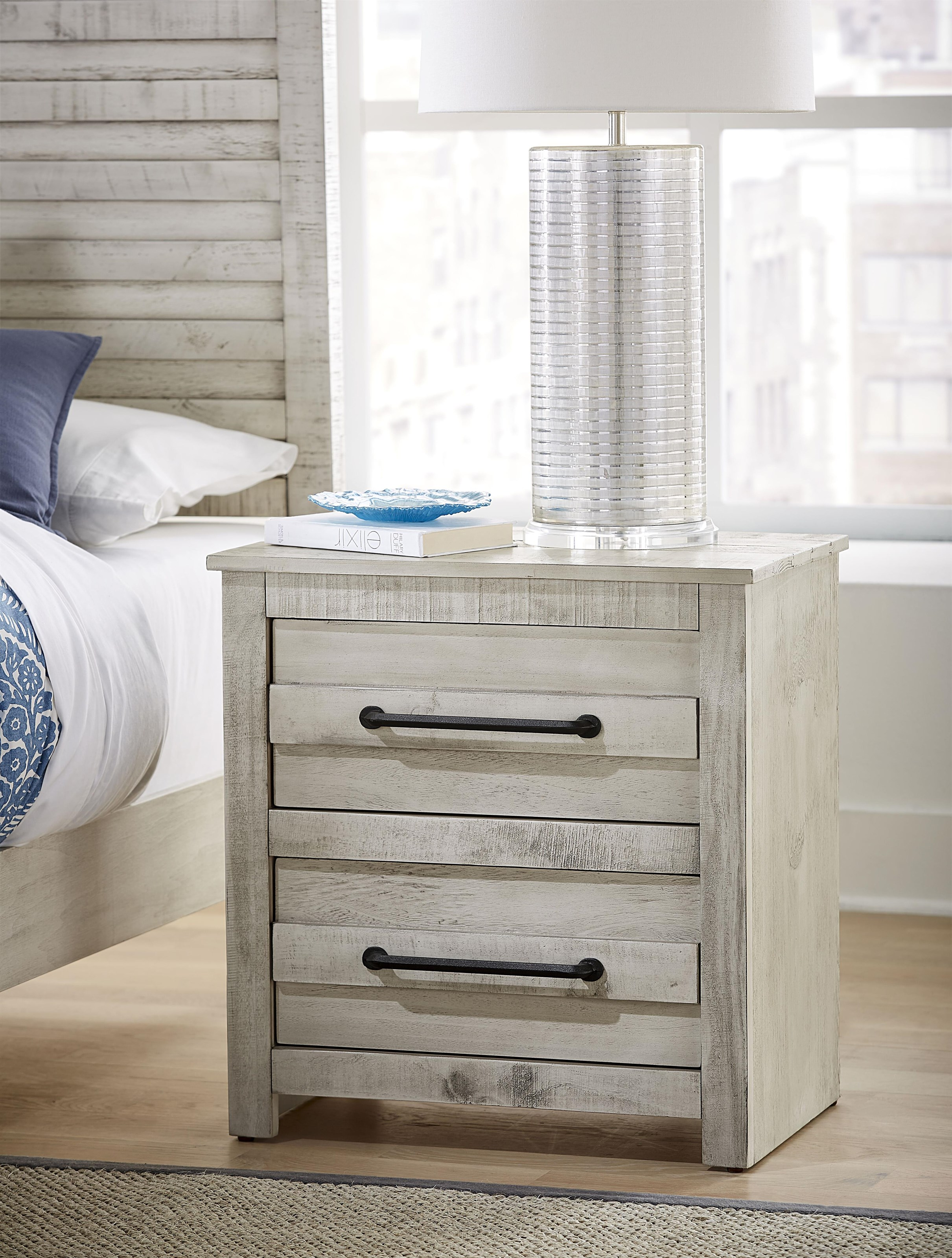 Villa Nightstand by Hillsdale at Johnny Janosik