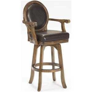 Morris Home Furnishings Warrington Bar Stool