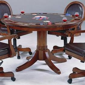 Morris Home Furnishings Warrington Game Table