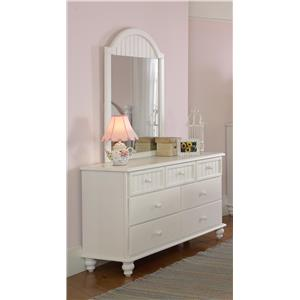 Morris Home Furnishings Westfield Dresser
