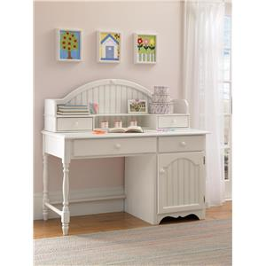 Morris Home Furnishings Westfield Desk and Hutch