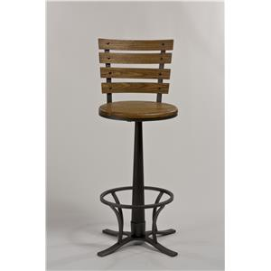 Hillsdale Westview Swivel Bar Stool