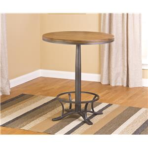 Morris Home Furnishings Westview Bar Height Bistro Table