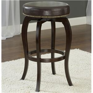 Hillsdale Wilmington Swivel Bar Stool