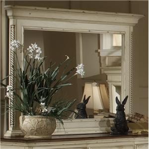 Morris Home Furnishings Wilshire Mirror