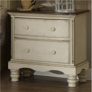 Morris Home Furnishings Wilshire Night Stand