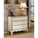 Morris Home Furnishings Wilshire Bedside Chest - Item Number: 1172-772