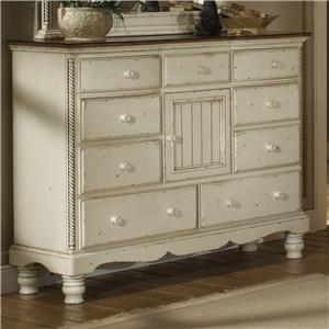 Morris Home Furnishings Wilshire Mule Chest