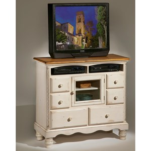 Morris Home Furnishings Wilshire TV Chest