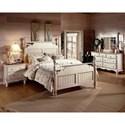 Hillsdale Wilshire Queen Bedroom Group - Item Number: 1172570QS4