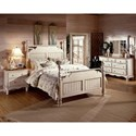 Hillsdale Wilshire King Bedroom Group - Item Number: 1172670KS4