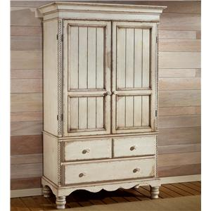 Morris Home Furnishings Wilshire Armoire