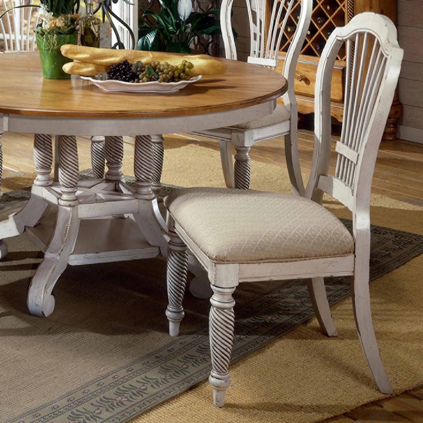 Hillsdale Wilshire Craftsman Side Chair - Item Number: 4508-802