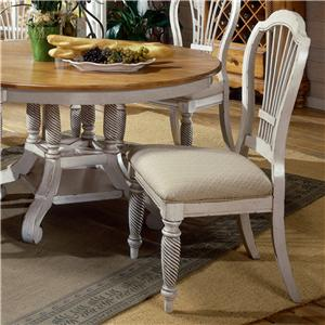 Hillsdale Wilshire Craftsman Side Chair