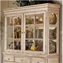 Hillsdale Wilshire Grand Cottage Hutch for Buffet - Item Number: 4508-852